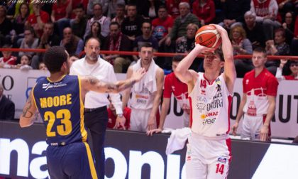 Pistoia Basket, Lorenzo Querci in prestito all'Orlandina