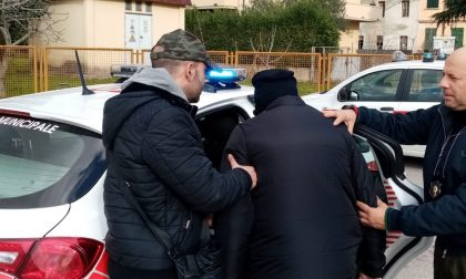 Polizia Municipale, a Montecatini presi due pusher